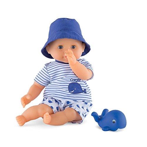 Corolle 9000100140 Mon Petit Poupon Badejunge Marin