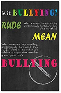 Best is it bullying poster Reviews