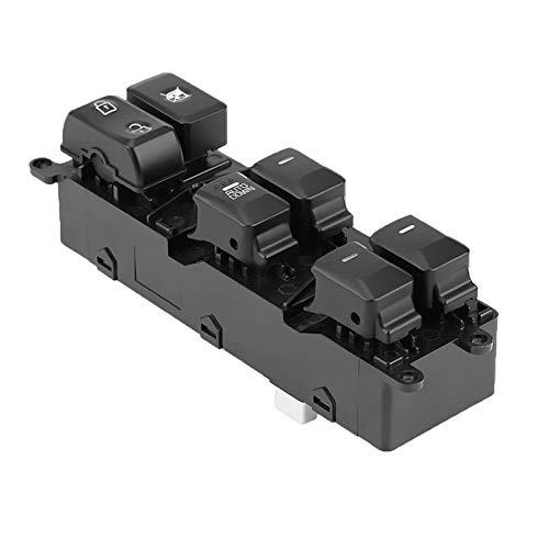 Fangaichen Interruptor de Control de Control Maestro Master Master DE VENTANO DE Potencia DE Potencia para KIA Forte 2014-2018 93570-B5000 93570B5000 Adecuado para el Coche