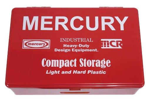MERCURY Compact Storage 【プラスティック小物入れ】 L RED C204 RD