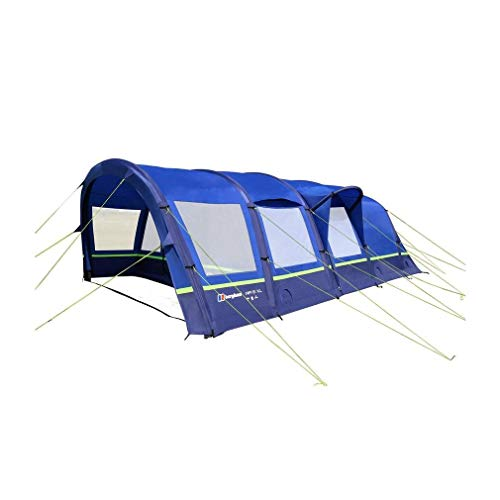 Berghaus Air 6XL Inflatable Luxurious 6-Person Family Tent
