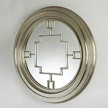Mirrors - Arabesque Round Mirror