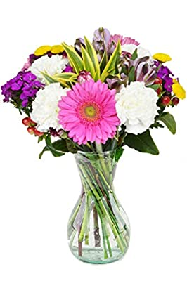 Delivery by Wednesday, June 30th Beauty of Color Bouquet by Arabella Bouquets from Arabella Bouquets