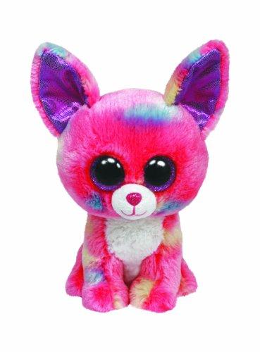 Ty Beanie Boos - Chihuahua Hund Cancun rosa 15 cm