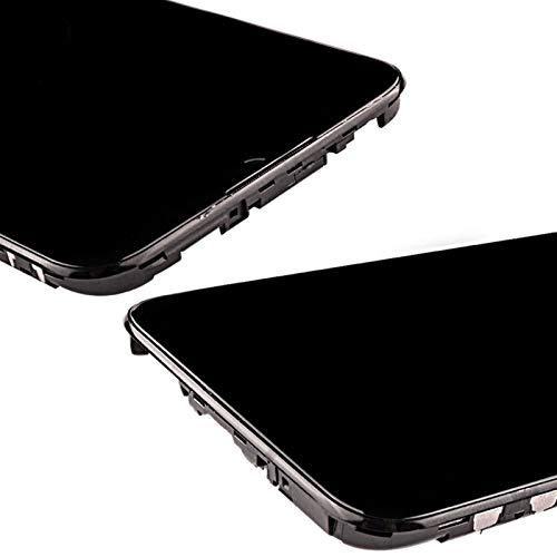 KJGHJ Fit for Huawei Y6 2019 Y 6 Pro/Prime MRD-LX1N LX1F LX1 LX2 LX3 LCD-Anzeige Touchscreen-Ersatz getestet Telefon LCD-Bildschirm Ersatz LCD-Anzeige (Color : MRD LX1N Frame)