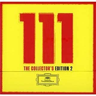 Les 111 ans de Deutsche Grammophon - Edition Collector Volume 2 (Coffret 56 CD) (B003TJY0W8) | Amazon price tracker / tracking, Amazon price history charts, Amazon price watches, Amazon price drop alerts
