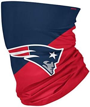 New England Patriots Big Logo Gaiter Scarf Youth product image