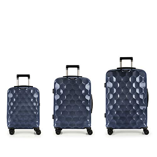 Set 3 Maletas C22-M-L Gabol Air Azul