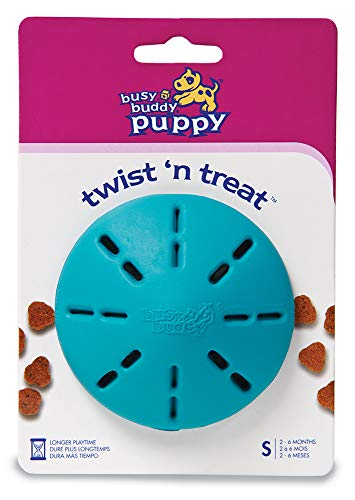 PetSafe - Juguete dispensador Busy Buddy Twist 'n Treat.