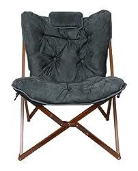 cheap Zenithen Limited Gray Butterfly Chair