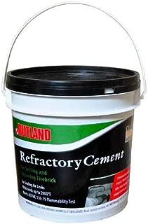 Rutland 611 Refractory Cement, 1 Gallon Capacity