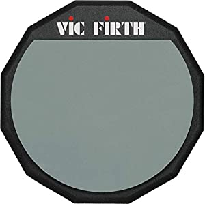 """Vic Firth 12"""" Single Sided Practice Pad (PAD12)"""