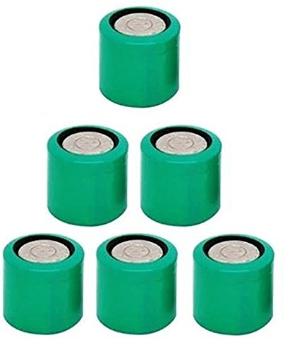 CR1/3N 3V Lithium Battery, Bulk Packaging Pack of 6