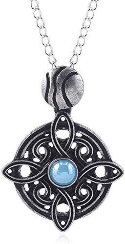 N/A Amulett von Mara Halskette Skyrim Cosplay Halskette Oblivion Morrowind Amulett Anh?nger f¨¹r Frauen M?nner Charms Schmuck