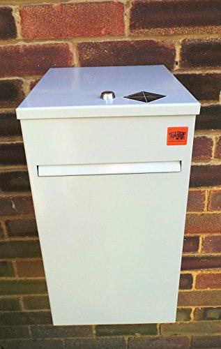 Smart Delivery Box - Cassetta Postale Grande, Per Ricevere A Casa Corrispondenza E Pacchi In Tutta Sicurezza