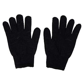 Balacoo 1 paire de gants d'entraînement pour oiseaux de petite taille Gants de manipulation anti-morsure pour perroquet, écureuils, hamster, hérisson