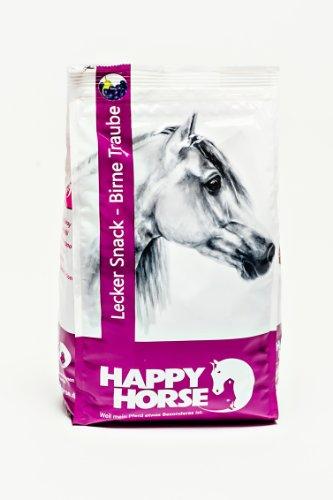 Happy Horse Pferdelecklies in großer Auswahl und tollen Geschmacksrichtungen Name ist Programm (Birne-Traube)