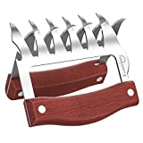 KUSONKEY Meat Claws,Stainless Steel...
