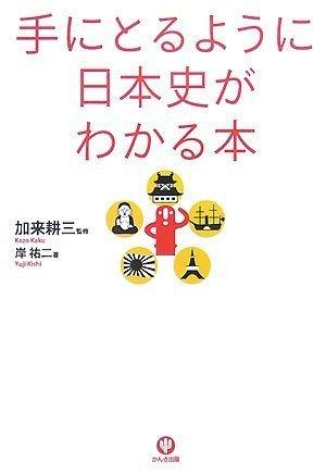 手にとるように日本史がわかる本