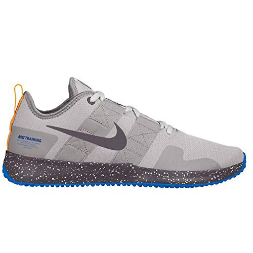 Nike Varsity Compete TR 2 Training Shoe - Men's (10.5, Grey/Blue)