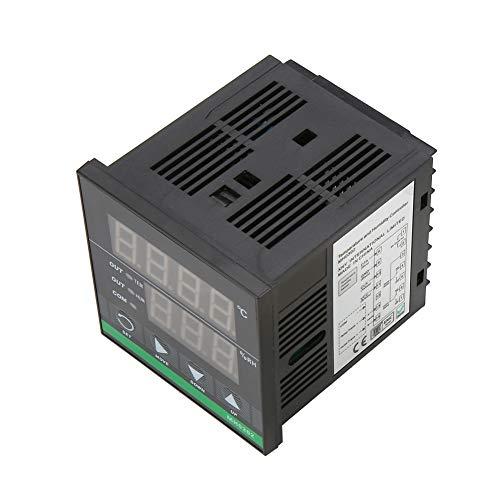 Temperatur- und Feuchtigkeitsregler aus Kunststoff Digital 72 * 72 * 80 mm Temperatur-Feuchtigkeitssensor