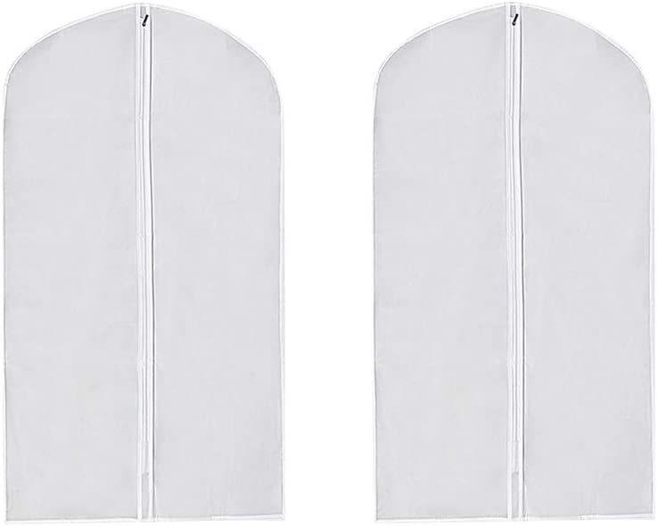 6Pcs 60x137cm Super Ranking TOP1 Size Frosted Ranking TOP9 Suit Bag Garment Protecto Cover