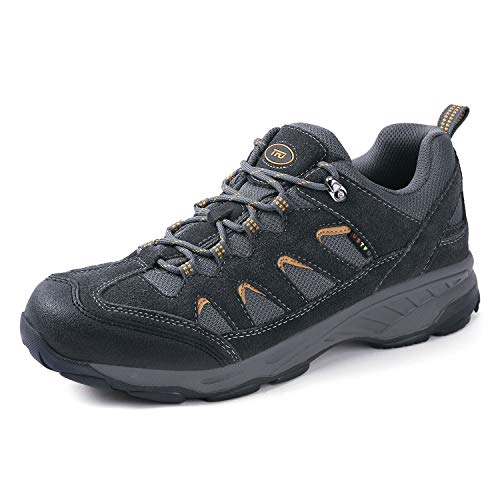 TFO Men's Outdoor Hiking Shoe Non-Slip Breathable Backpacking Camping Running Athletic...