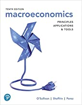 MyLab Economics with Pearson eText -- Access Card -- for Macroeconomics: Principles, Applications and Tools (10th Edition)