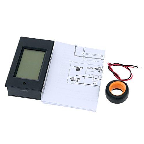 KKmoon AC80-260V 100A DigitalLcdCorriente Voltaje Activo Poder Energía...