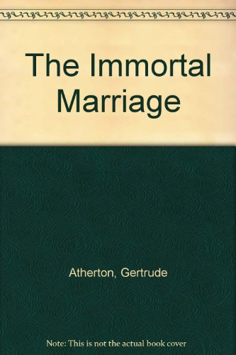 The Immortal Marriage