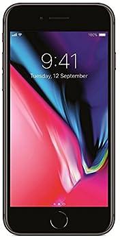 Apple iPhone 8 4.7  256 GB Fully Unlocked Space Gray  Renewed