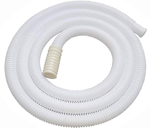 Hastynes 3 Meter Semi Automatic Washing Machine Water Inlet/Inflow Plastic Hose Pipe Tube/Extension Pipe (3 Meter)