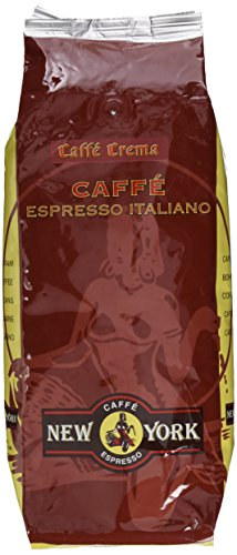 New York Caffé Super Crema, 1er Pack (1 x 1 kg)