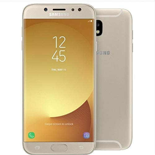 "Tim Samsung Galaxy J7 (2017) SIM Doble 4G 16GB Oro - Smartphone (14 cm (5.5""), 16 GB, 13 MP, Android, 7.0, Oro)"