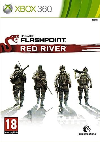 BANDAI NAMCO Entertainment Operation Flashpoint Red River, Xbox 360 vídeo - Juego (Xbox 360, Xbox 360, FPS (Disparos en primera persona), M (Maduro))