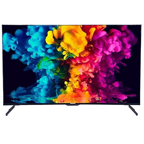 Panasonic 139 cm (55 Inches) 4K Ultra HD Smart Android LED TV TH-55JX750DX (Black) (2020 Model)