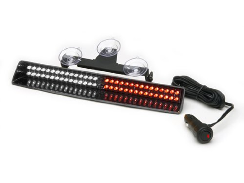 Whelen Century 16in Mini LED Light Bar With Aluminum Base Amber Lens Model Number MC16MA