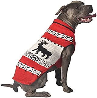 Chilly Dog Deer Shawl Dog Sweater