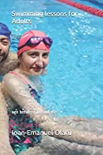 Swimming lessons for Adults: age between 18 and 99+