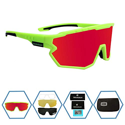 GIEADUN Sports Sunglasses Protection Cycling