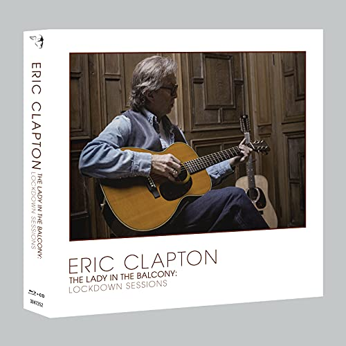 レディ・イン・ザ・バルコニー:ロックダウン・セッションズ(ブルーレイ+CD)(通常盤)[Blu-ray]