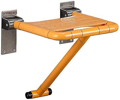 W-SHTAO L-WSWS - Silla de ducha plegable para baño, asiento de baño con seguridad para ancianos, antideslizante