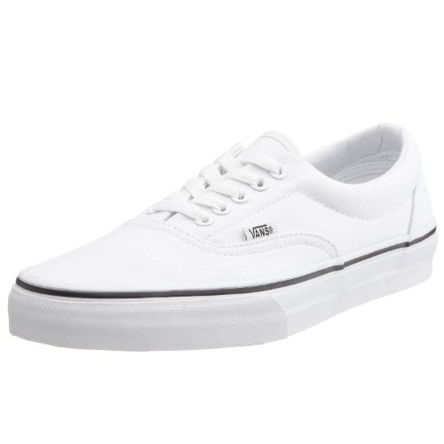 Vans Era 59, scarpe da skate, unisex, bianco