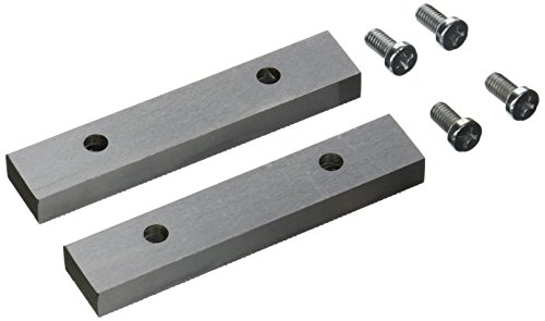 IRWIN Tools Record Replacement Jaw Plates and Screws for No. 5 Mechanic's Vise (T5D)