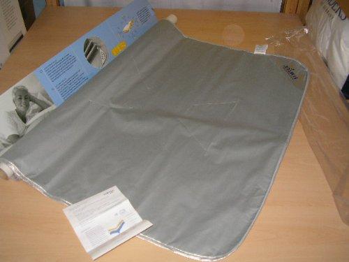 Simtex Matratzenunterlage,Abschirmmatte,gegen Elektrosmog und Erdstrahlen