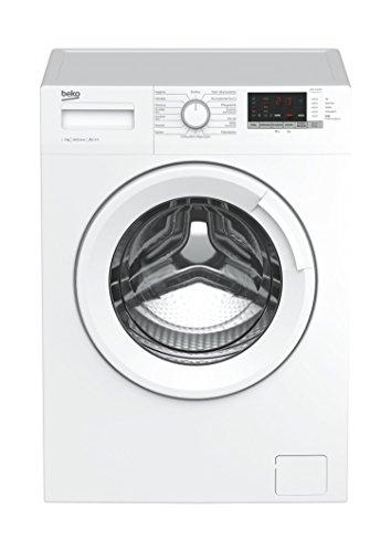 Beko WML 71433 NP Waschmaschine Frontlader/7kg/A+++/1400 UpM/Mengenautomatik/Pet Hair Removal/15 Programme/Watersafe/Kindersicherung/nur 45cm tief