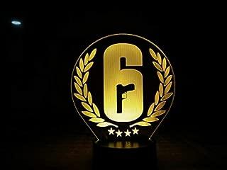 Best rainbow 6 logo Reviews