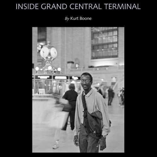 Inside Grand Central Terminal audiobook cover art
