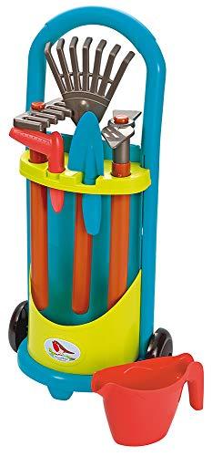 Simba Dickie 7600004339 Gartengeräte-7600004339 Gartengeräte, rot/grün