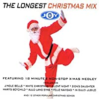 The Longest Christmas Mix
